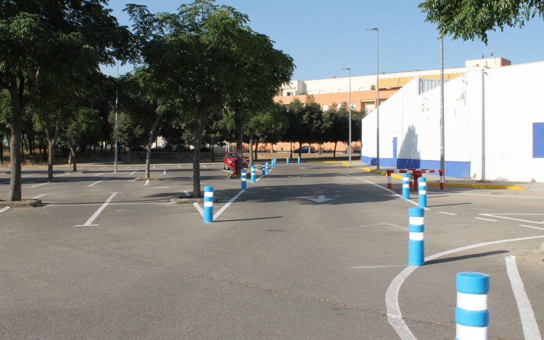 Parking Centro Comercial Las Torres