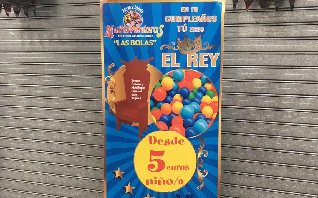 Promoción Especial – Multiaventuras Las Bolas