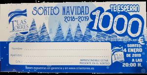 Sorteamos Entre nuestro Clientes 1.000€ @ Centro Comercial Las Torres   Écija   Andalucía   España