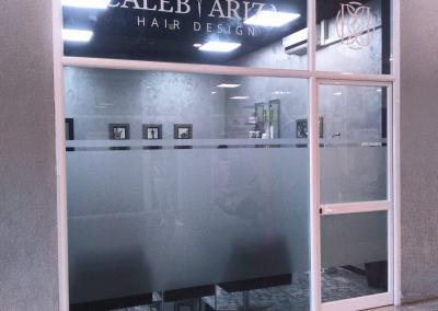 Caleb Ariza – Peluquería