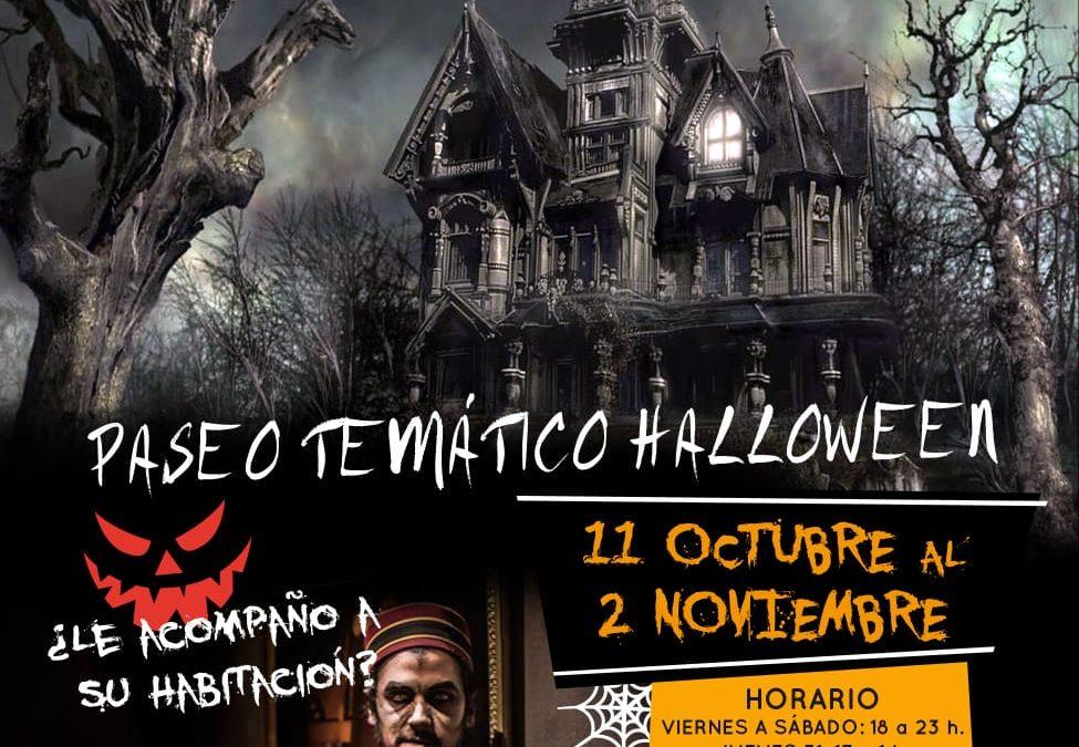 Halloween en el Centro Comercial Las Torres